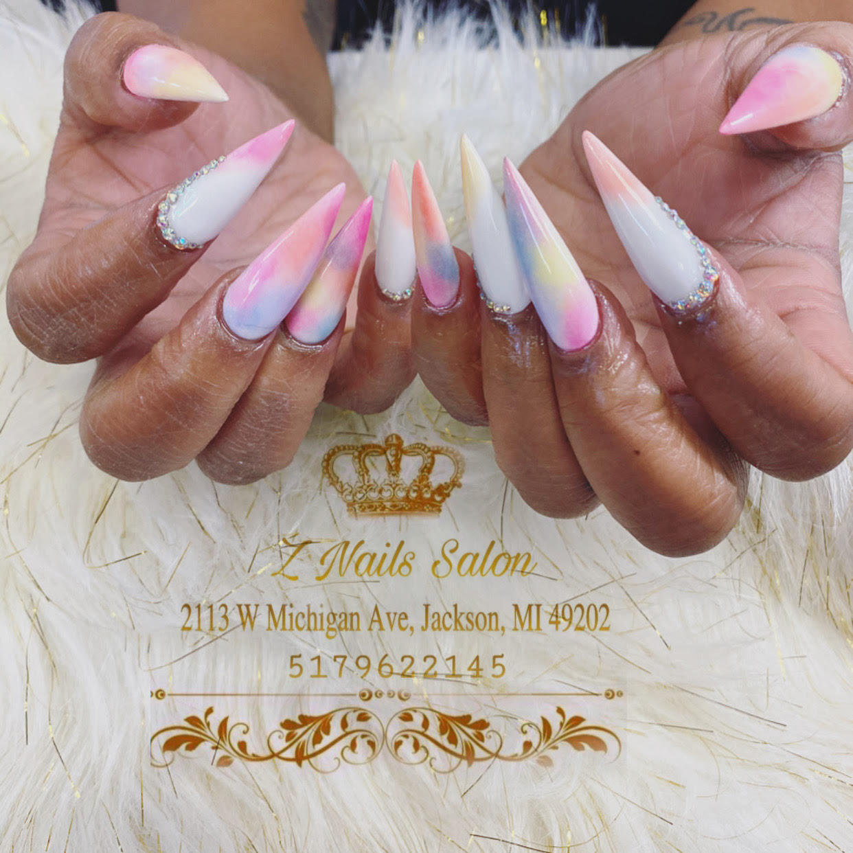 Z Nails - Nail salon in Jackson, MI 49202